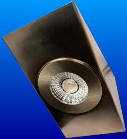HP Cabinet mat-nikkel 4.5W 3000K dimbaar