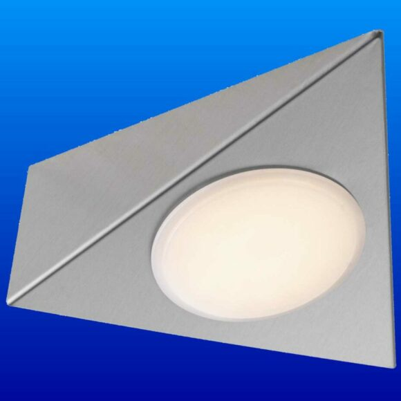 Clever Connect driehoek mat-nikkel
