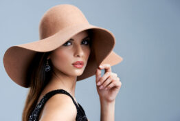 Perfect Hat For Woman