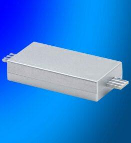 Clever Connect Barre koppelstuk mat zilver
